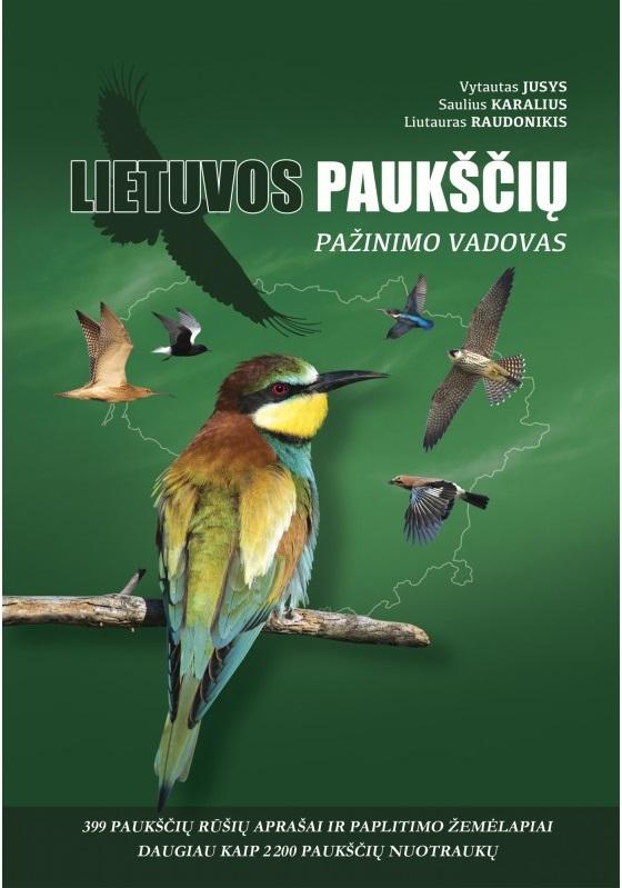 Lietuviški paukščių pažinimo vadovai