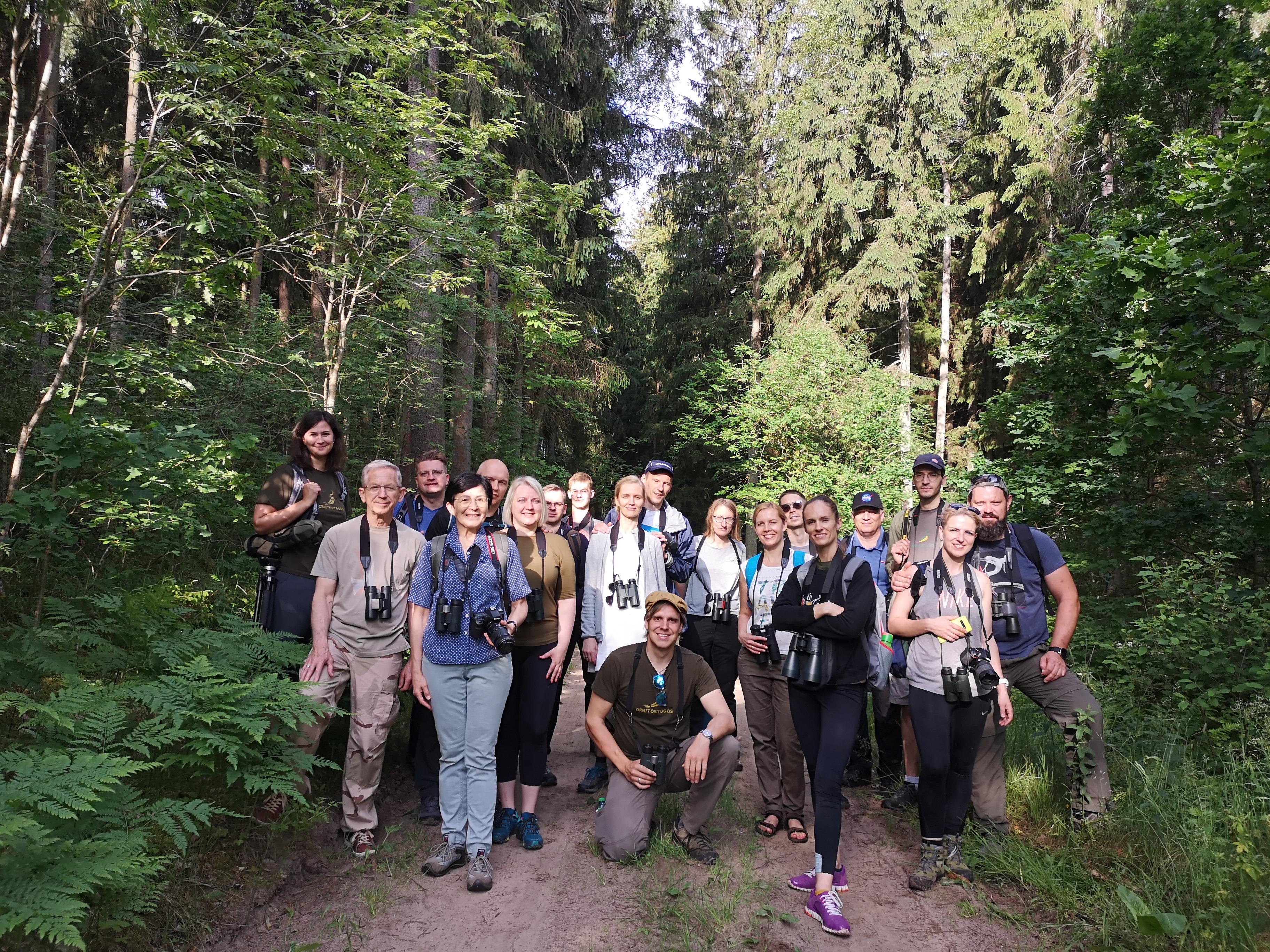 Gamta prie Kauno. 2020-06-20. Turo apžvalga